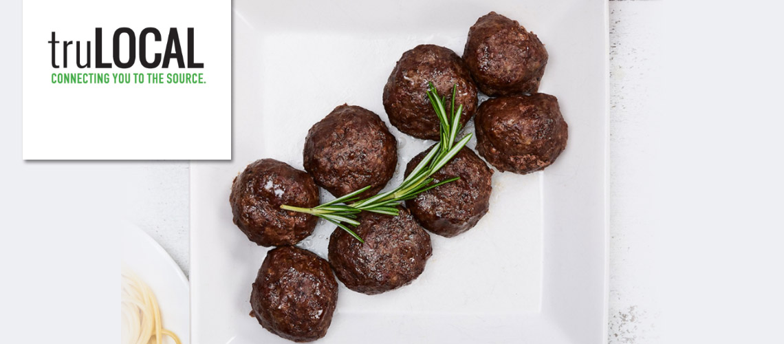 trulocal ontario meatballs