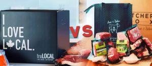 trulocal vs butcher box